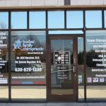 Porter Window Signs & Graphics Copy of Chiropractic Office Window Decals 150x150